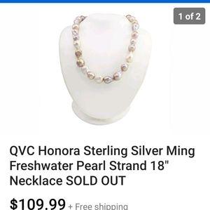 Honora freshwater ming pearls